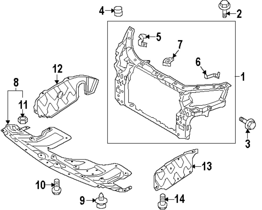 Kia Sorento Radiator Diagram : 28 Wiring Diagram Images