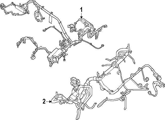 Nissan Xterra Engine Wiring Harness, Nissan, Get Free