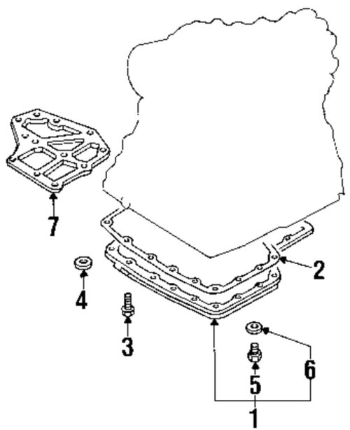 small resolution of genuine nissan magnet nis 3137901x01