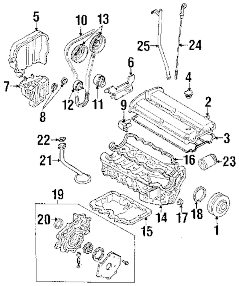 Miata Engine Diagram, Miata, Free Engine Image For User