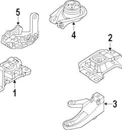 genuine mazda mount bracket maz bp4n39010d [ 1000 x 949 Pixel ]