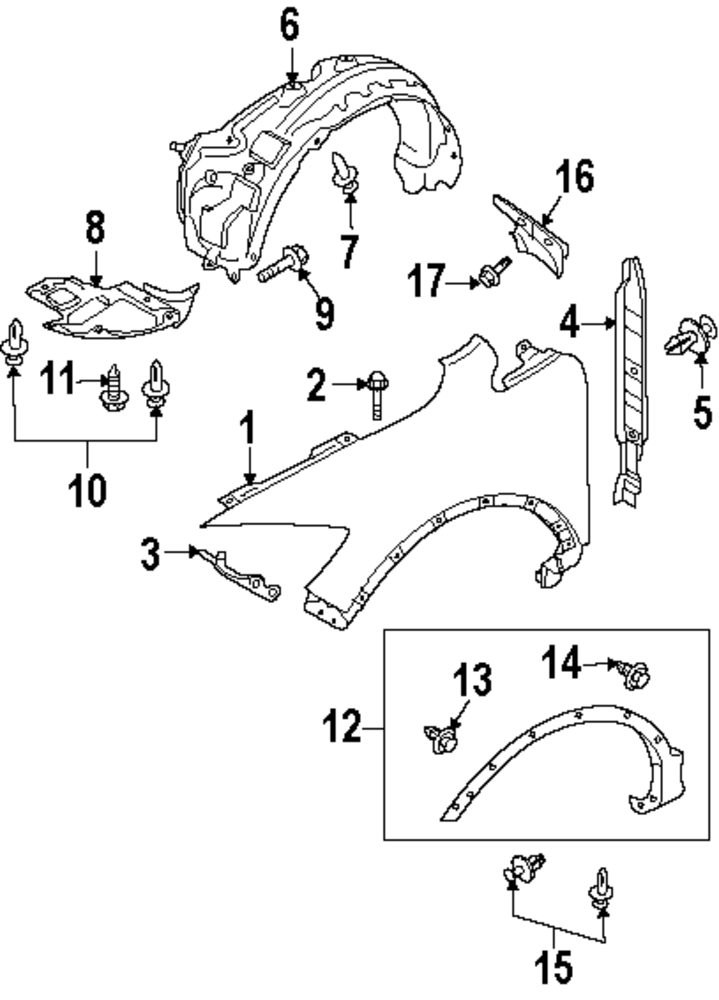 2007 Mazda Cx 9 Parts Diagram. Mazda. Auto Parts Catalog