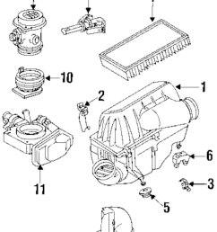 genuine mercedes benz air cleaner assy clip mbz 0000943255 [ 787 x 1000 Pixel ]