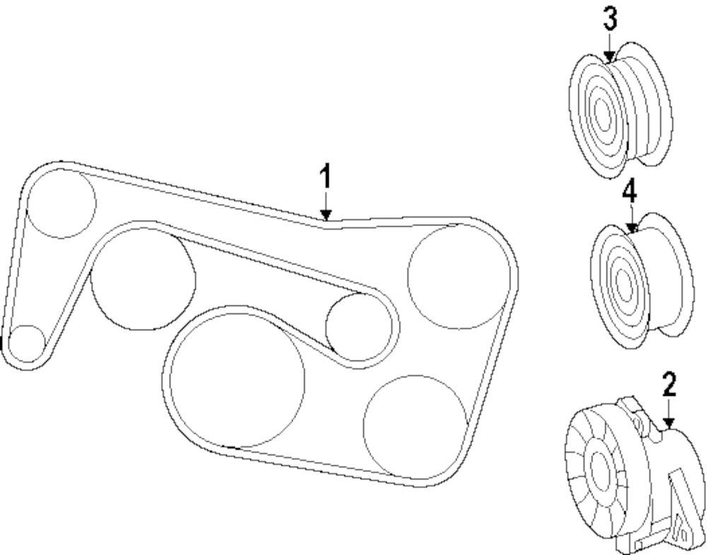 Jeeppass Belt Diagram