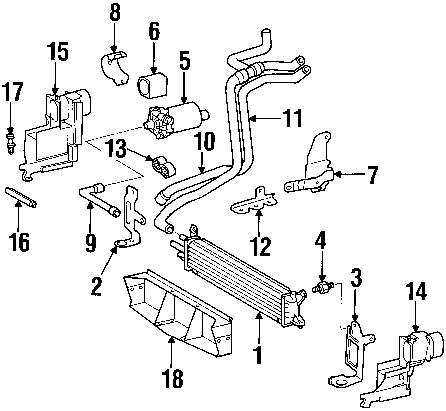 Genuine mercedes benz aux pump bracket mbz 2205040740