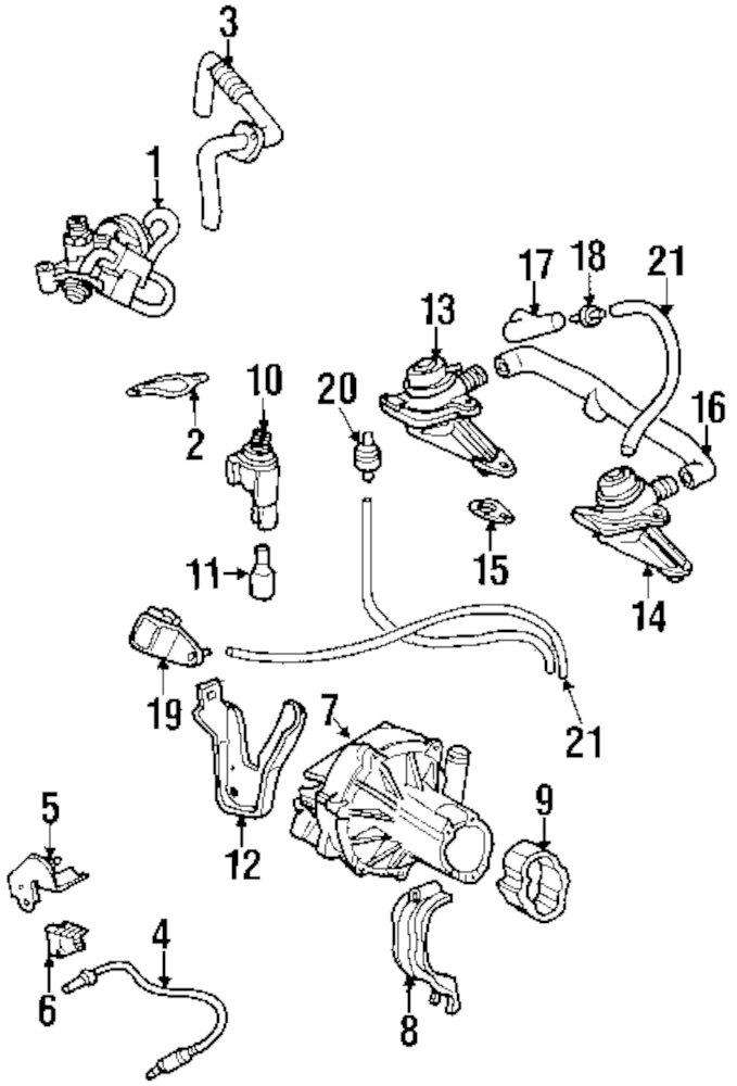 Repuestos y Accesorios para autos Mercedes-Benz ML350