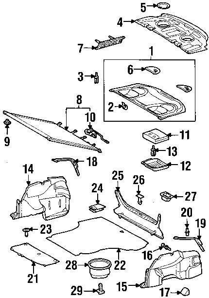 Mercedes R129 Wiring Diagrams