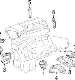 genuine mercedes benz front mount shield mbz 2032410634 [ 1000 x 930 Pixel ]