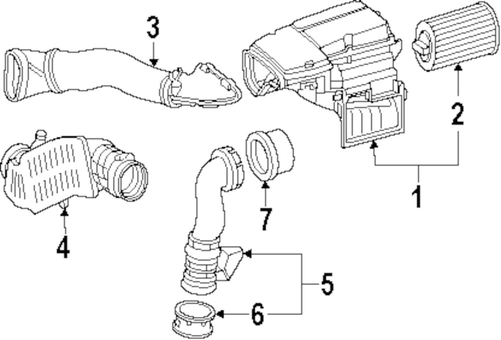 Stunning Mercedes C230 Engines Diagram Of Right Side Ideas
