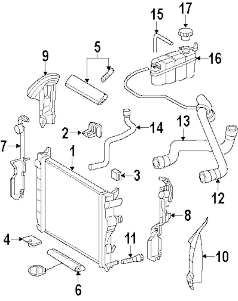 Mercedes 300e Cooling System Diagram. Mercedes. Auto Parts