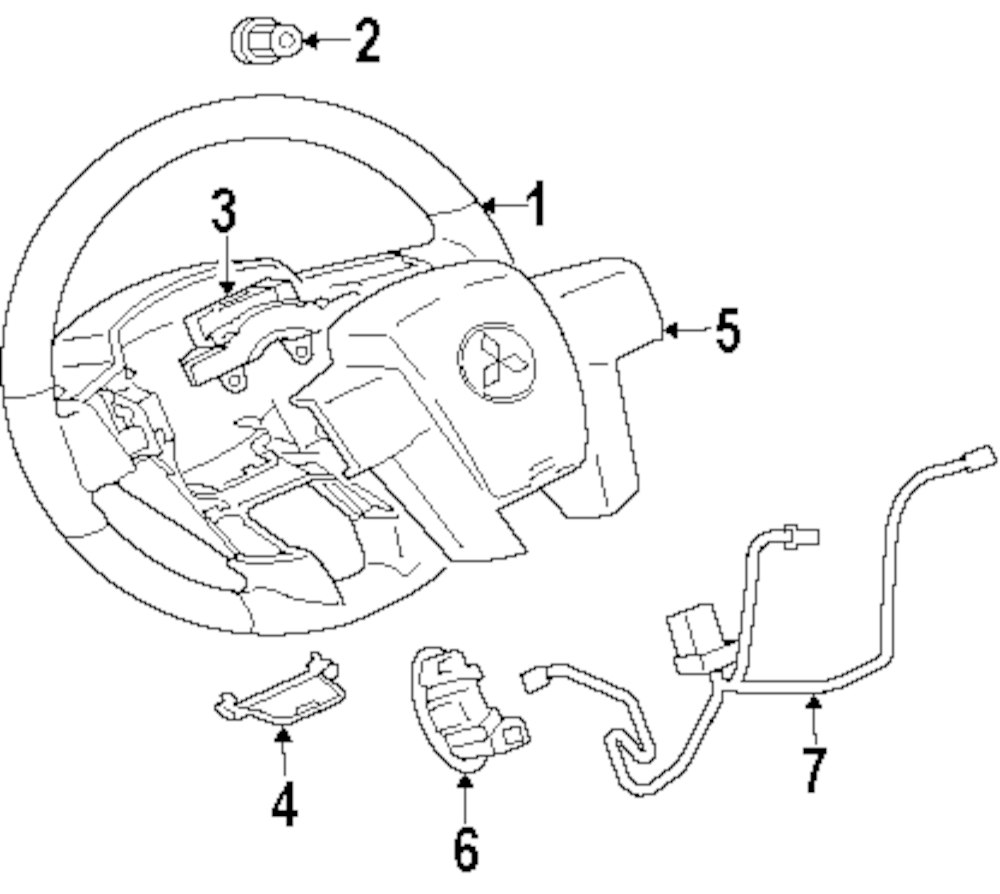 2000 mitsubishi eclipse engine diagram wiring breaker box fuse on database browse a sub category to buy parts from mopardirectparts 2003 genuine