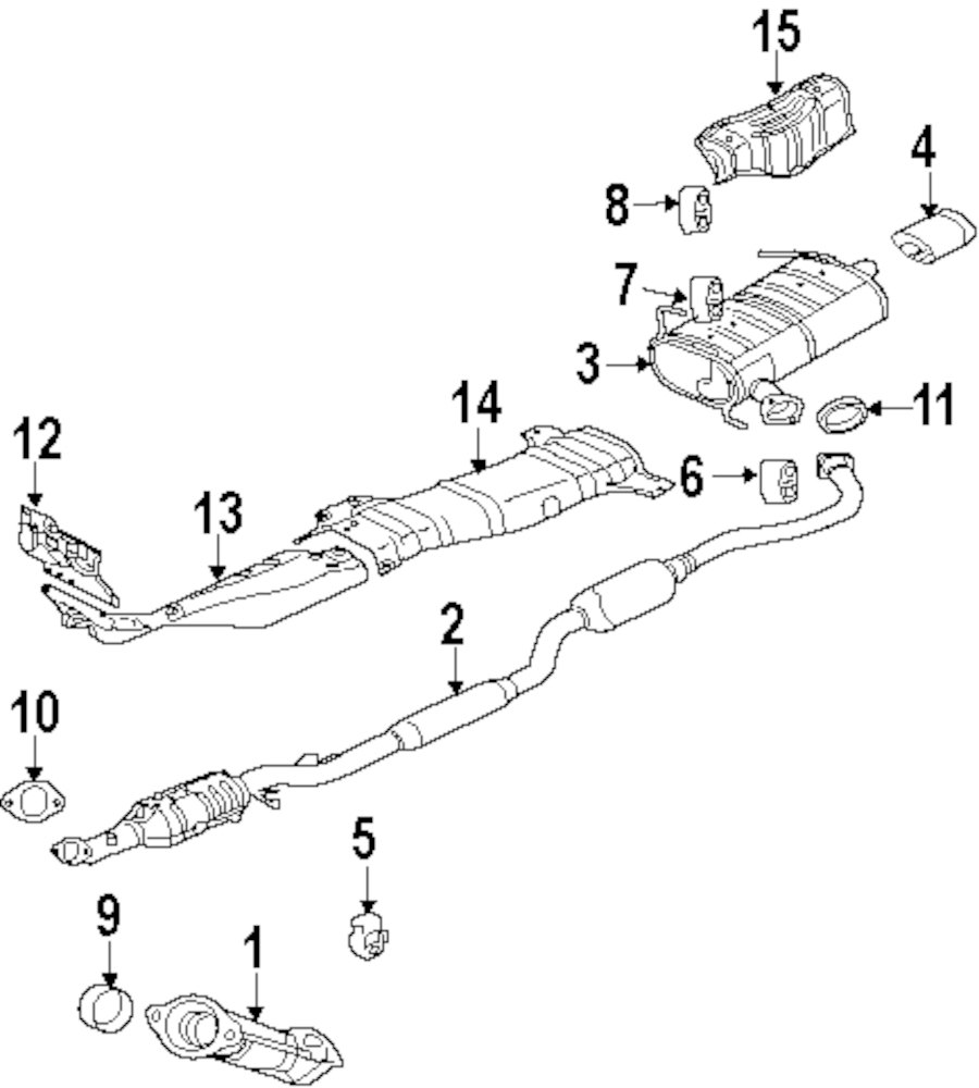 Engien Parts Diagram 2007 Mitsubishi Outlander • Wiring