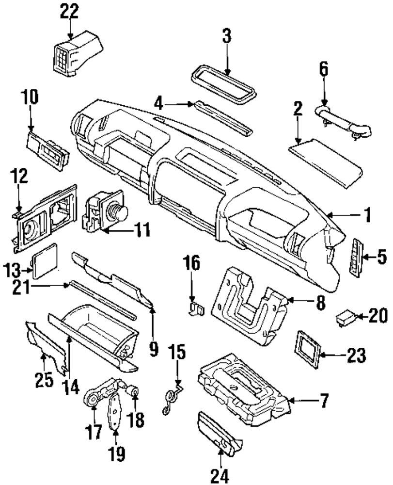 Ka24de Fuel System Diagram Nissan Transmission Parts