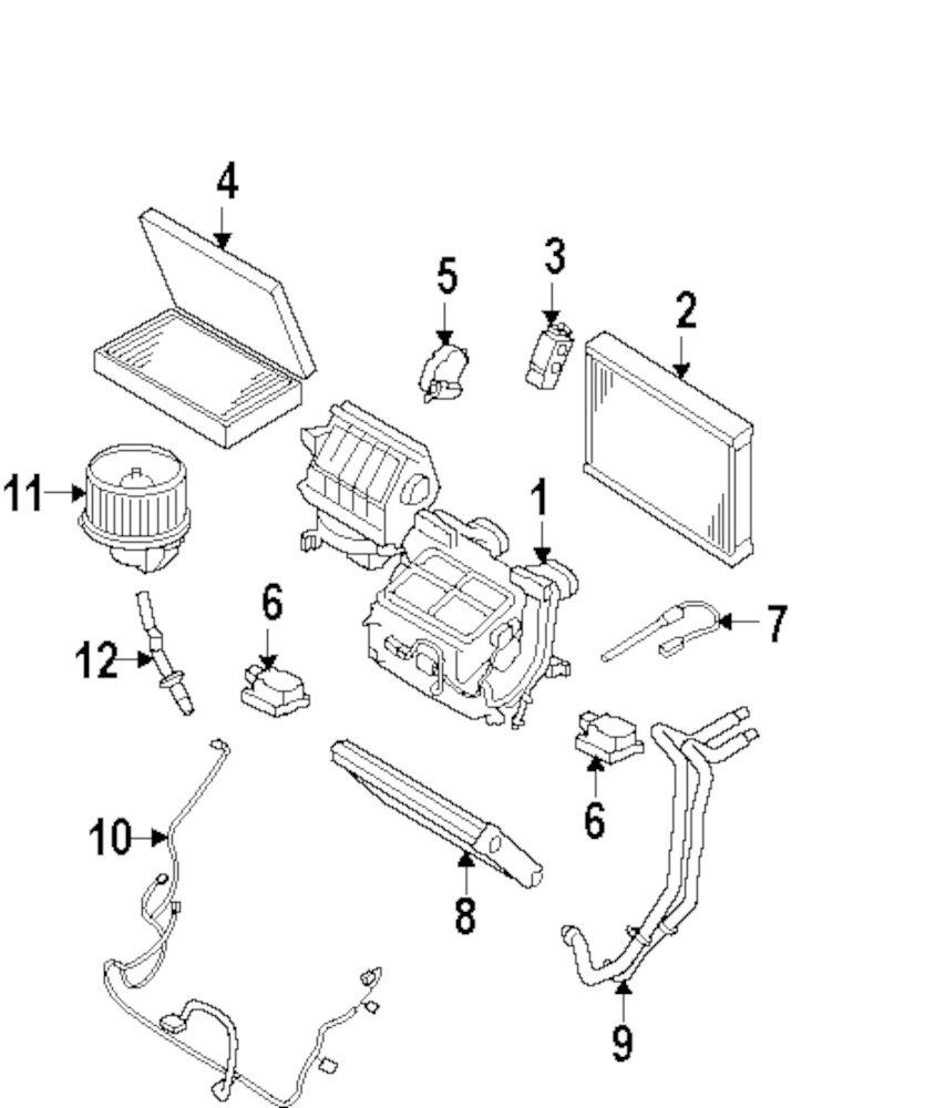 Genuine land rover motor ran lr041271