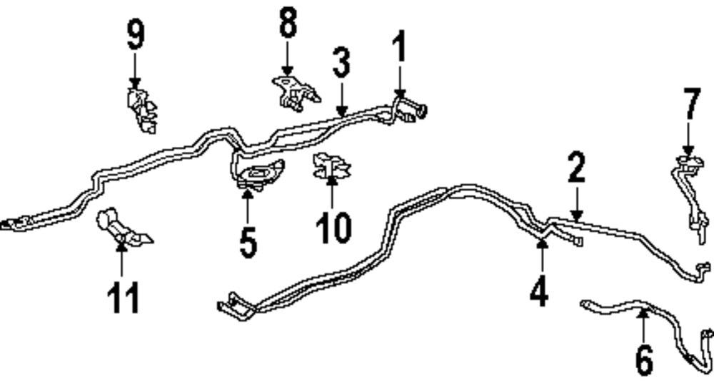 2004 Lexus Gx470 Vacuum Diagram. Lexus. Wiring Diagrams