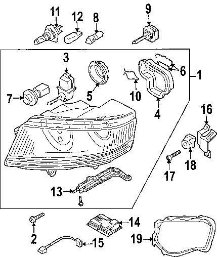 Genuine volkswagen inner cap vwg 3d0941607b
