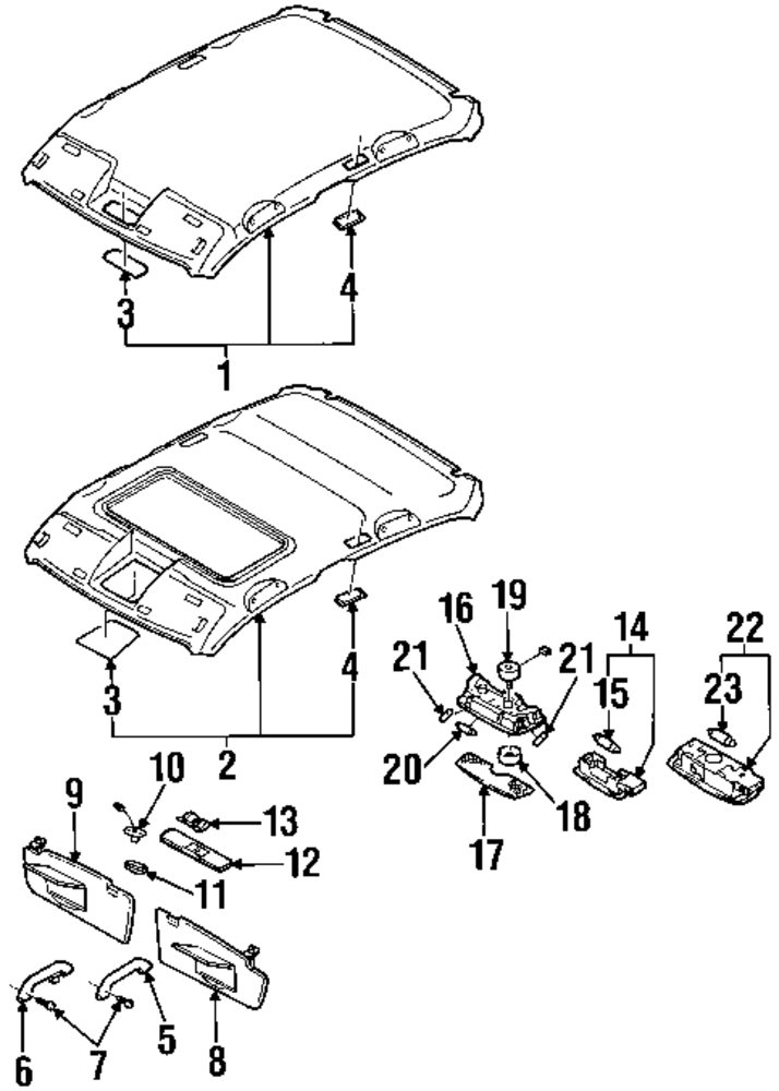 Lexus Rx300 Exhaust Diagram. Lexus. Wiring Diagrams