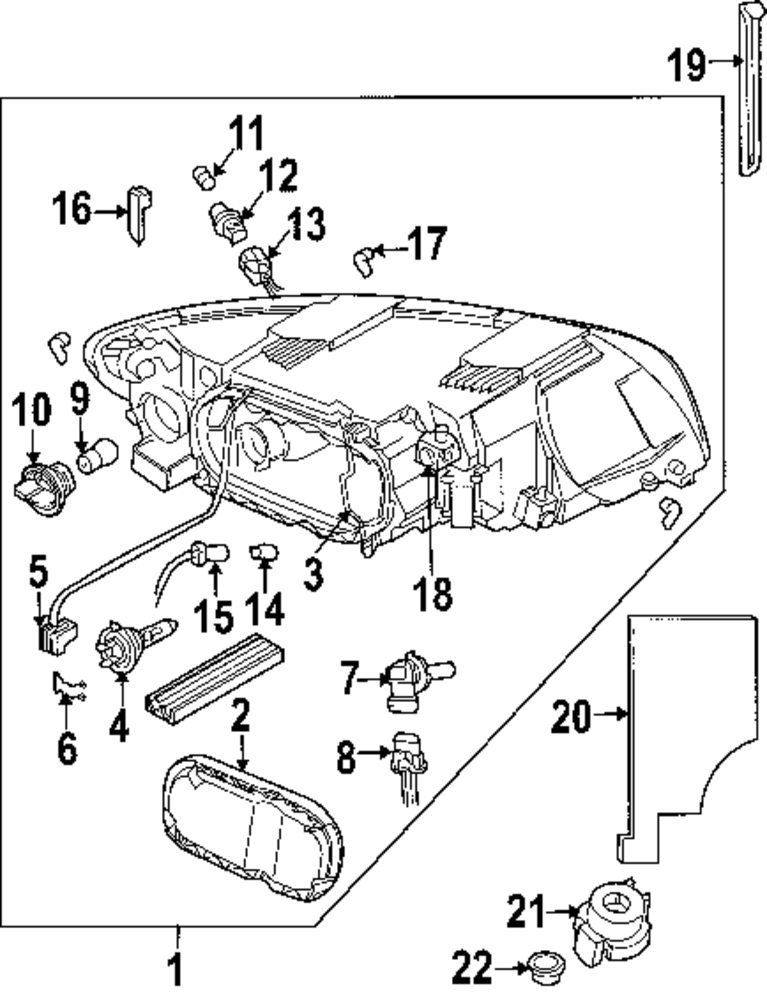 Volvo Xc60 Fuse Diagram