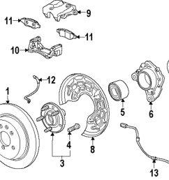 mercede brake diagram [ 1000 x 815 Pixel ]