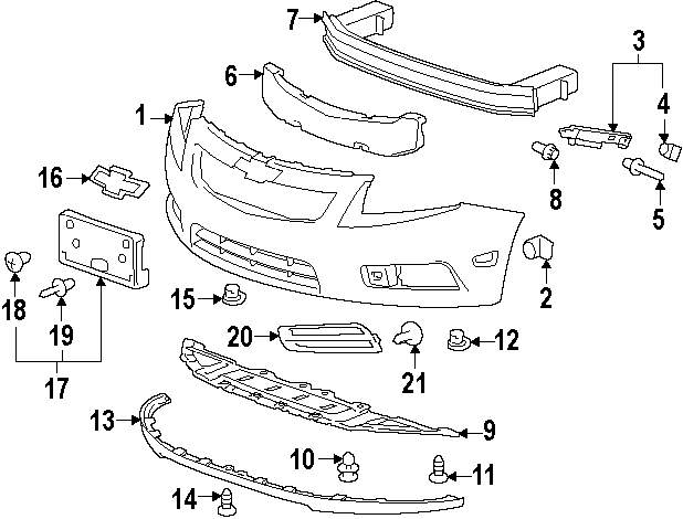 Chevy Equinox Parts Diagram Front • Wiring Diagram For Free