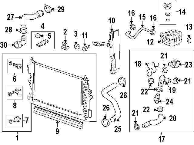 2011 Chevy Cruze Coolant Diagram : 32 Wiring Diagram