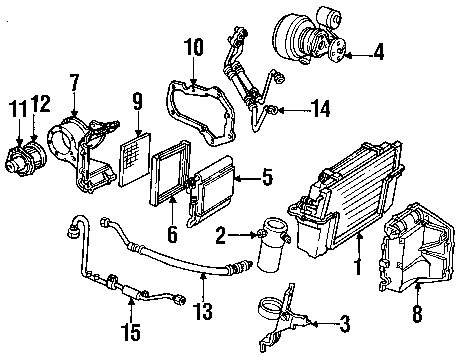 2005 Chevy Express Parts Diagram. Wiring. Auto Wiring Diagram