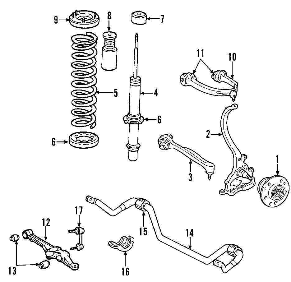 hight resolution of stabilizer bar