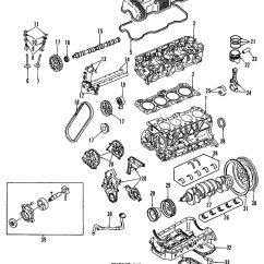 1996 Isuzu Rodeo Engine Diagram 1990 Mercedes 500sl Wiring 1993 Camshaft And Timing Parts