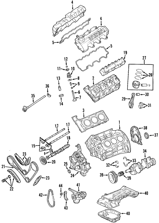 Mercedes Benz Ml350 Parts