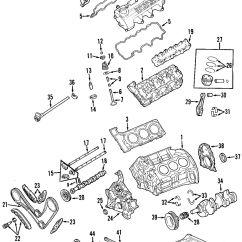 Ml320 Engine Diagram Egg Labeled 2004 Mercedes Benz Ml350 Parts Mopardirectparts