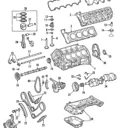 mercedes benz parts diagrams wiring diagram origin engine in ml430 s430 buy crankshaft and bearings parts [ 1147 x 1500 Pixel ]