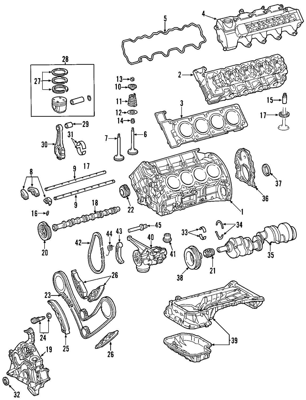 Mercedes C230 Engine Diagram