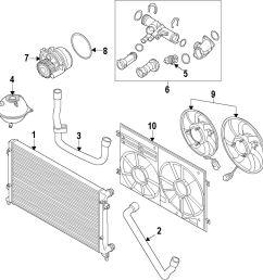 genuine volkswagen water pump assy gasket vwg 04l121119f [ 963 x 1000 Pixel ]