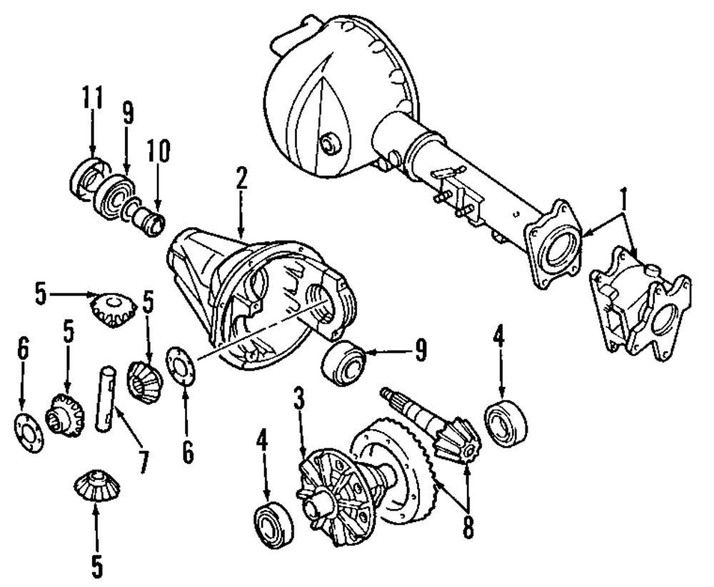 Service manual [1993 Jeep Grand Cherokee Drive Shaft