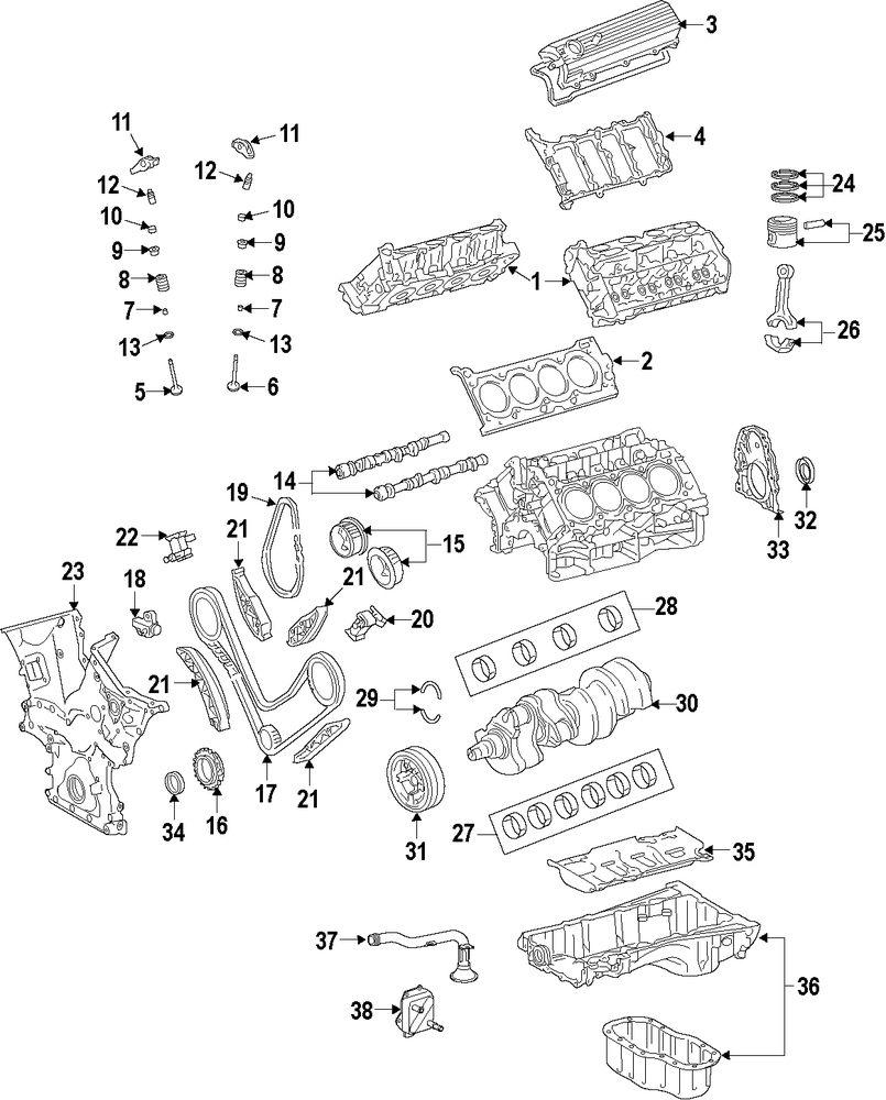 medium resolution of genuine toyota valve grind gasket kit toy 041120s051