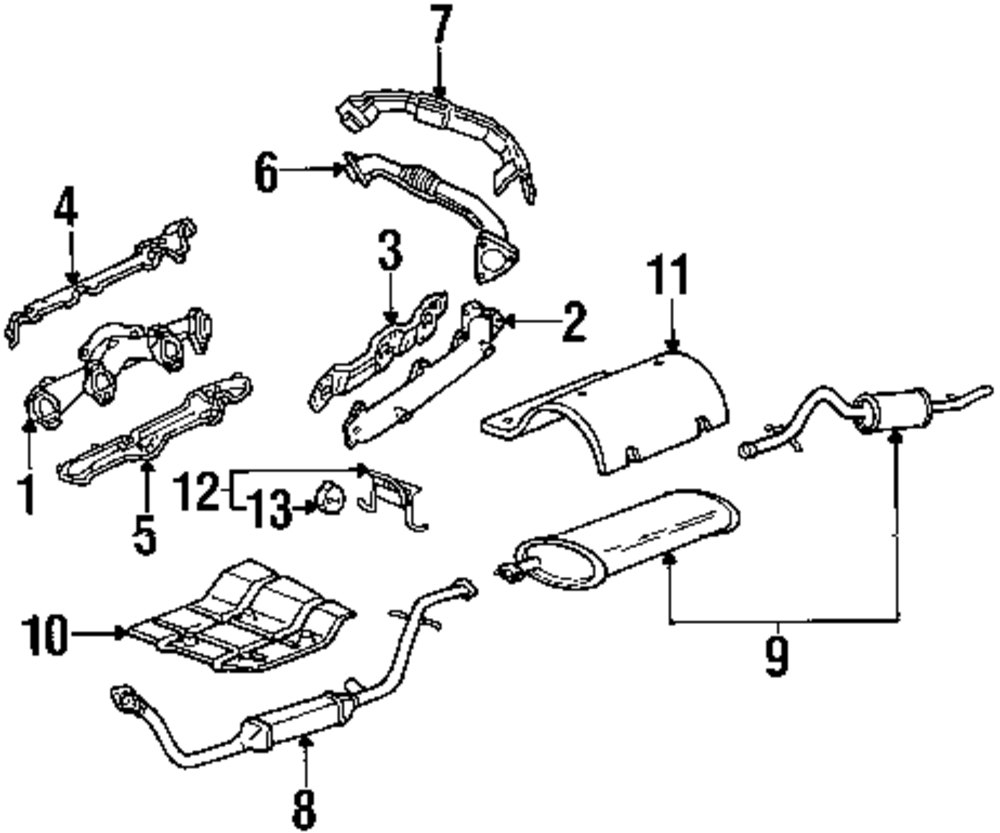 Chrysler Crossfire Exhaust Diagrams : 35 Wiring Diagram
