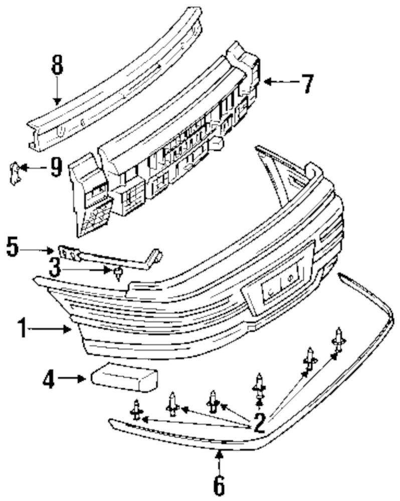 1997 Mercury Mountaineer Parts Diagrams : 39 Wiring
