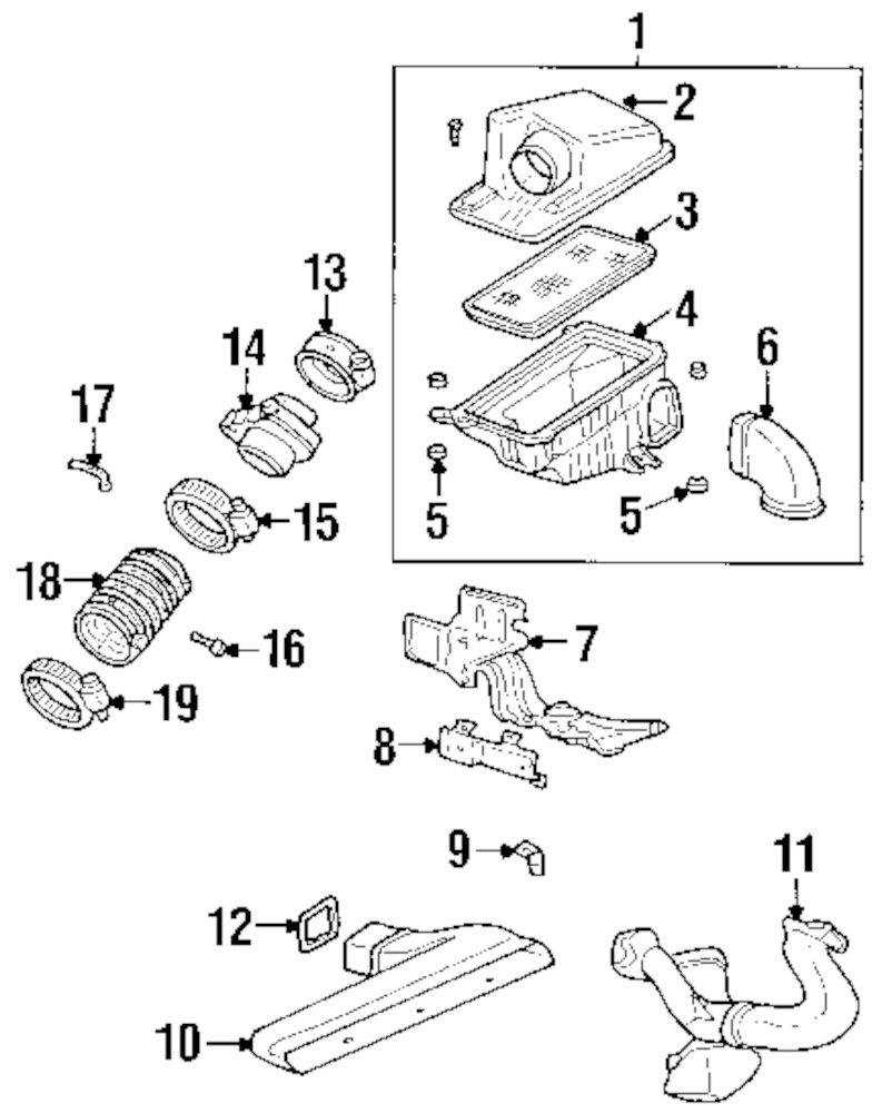 2001 Toyota Solara Engine Diagram, 2001, Free Engine Image
