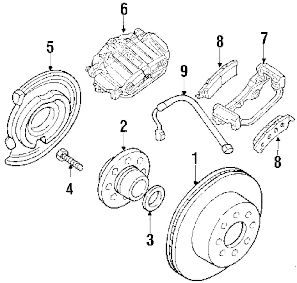 2002 chevy avalanche parts diagram how to draw electrical single line mopar direct dodge chrysler jeep ram wholesale retail genuine chevrolet wheel stud che 11588811