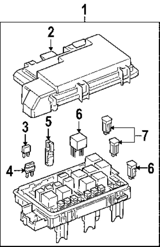 2014 NISSAN XTERRA Electrical Components Parts