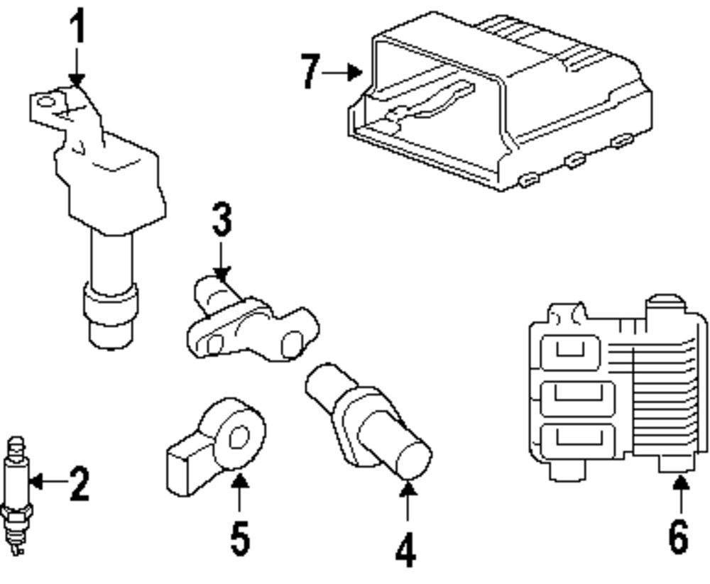 Saturn Vue Engine Diagram Saturn LS1 Engine Diagram