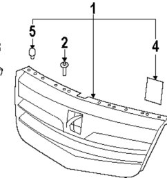 genuine saturn fender liner nut sat 11515638 [ 1000 x 962 Pixel ]