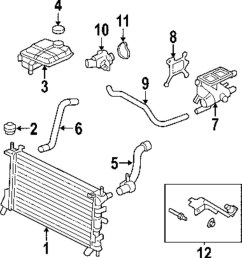 cooling system news ford focus cooling system diagram ford focus 2001 radiator hose diagram to download ford focus 2001 [ 896 x 1000 Pixel ]