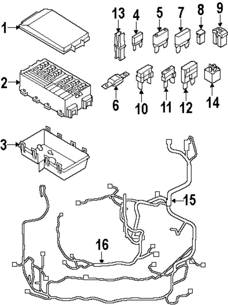 1967 Camaro Fuse Box Replacement Wiring Diagram