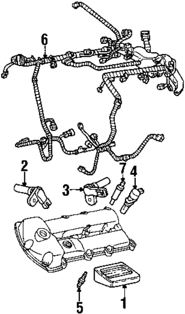 Find Belt Diagram For 1997 Buick Century, Find, Free