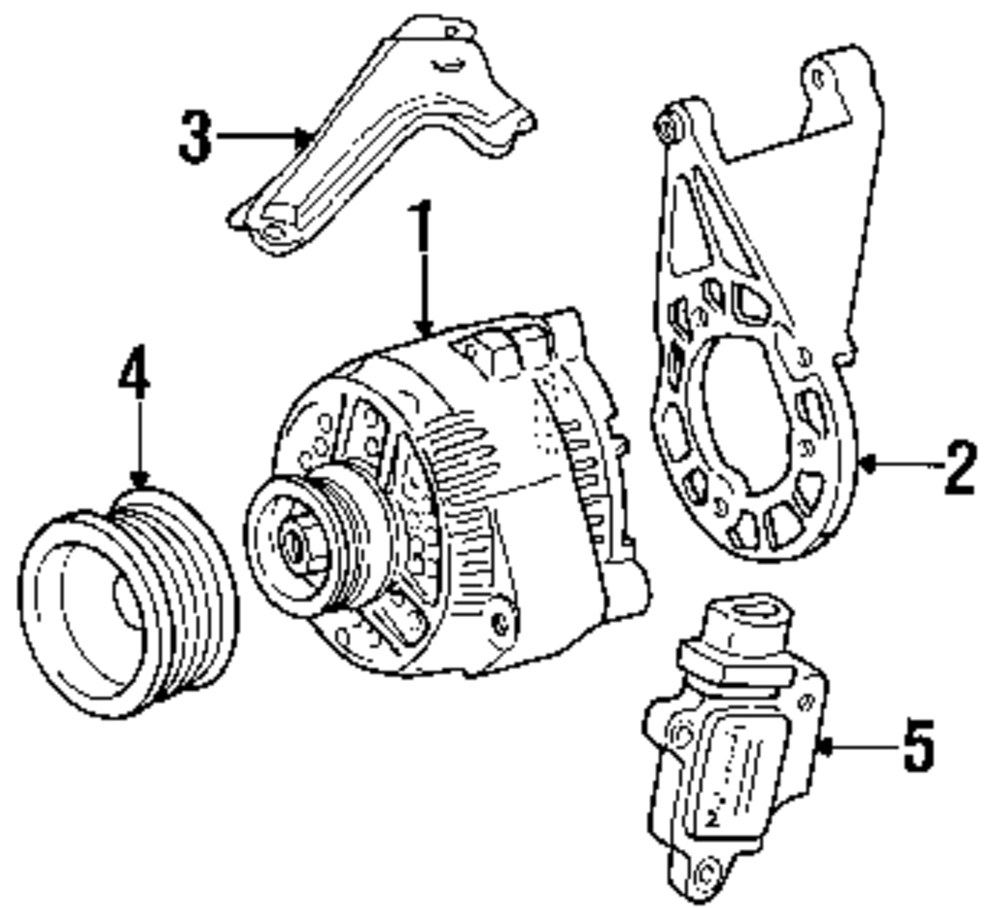 Ford Abs Sd Sensor Location, Ford, Free Engine Image For