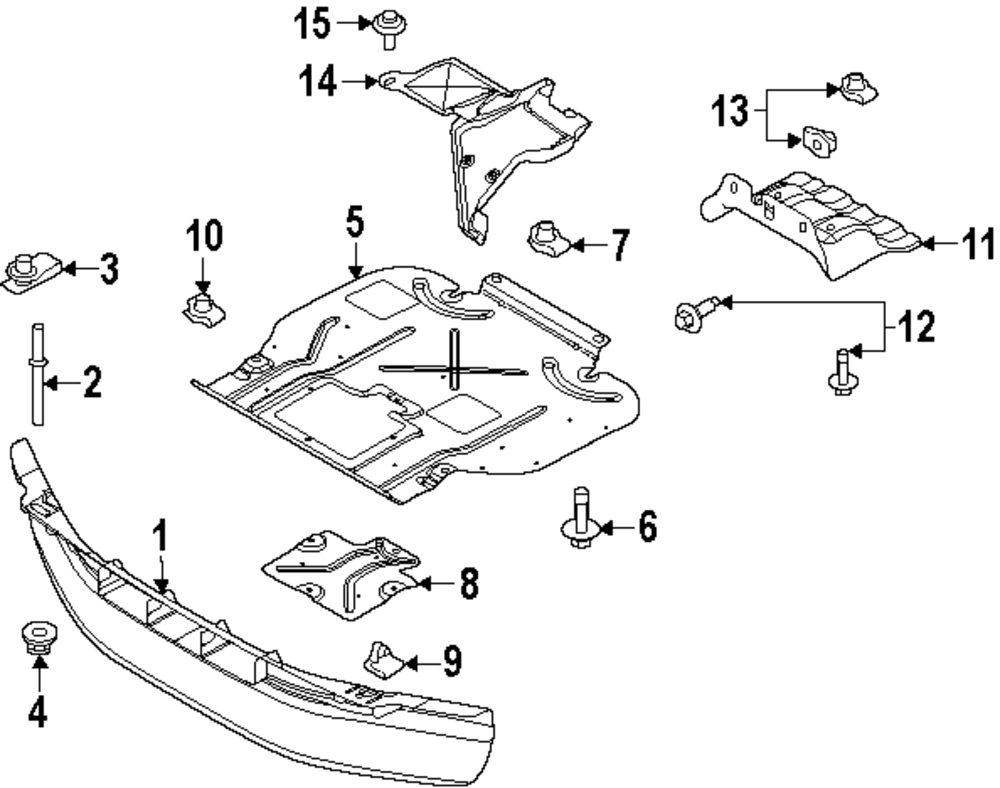 Ford Excursion Ac System Diagram, Ford, Free Engine Image