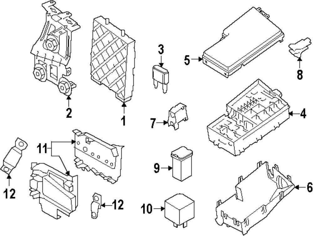 97 E150 Fuse Diagram