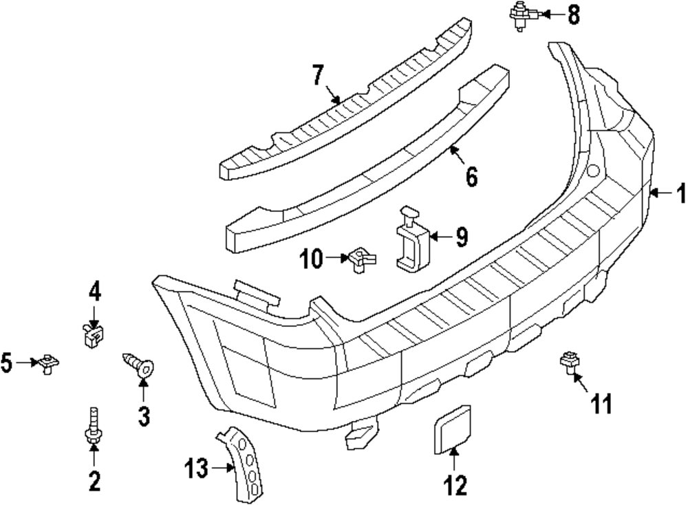 2006 Ford Escape Parts Diagram : 30 Wiring Diagram Images