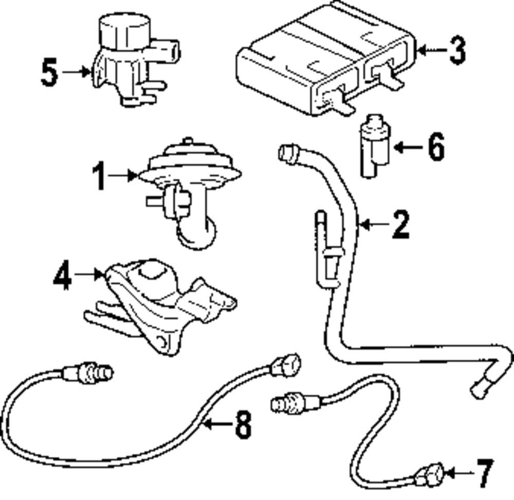 2007 mercury mariner parts